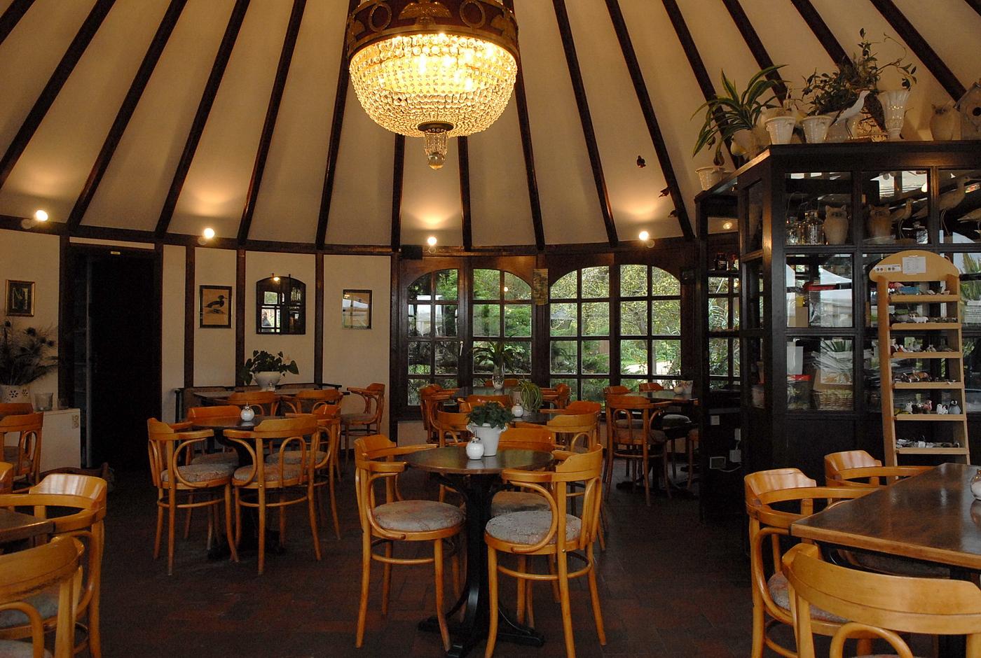 Vogelpark Niendorf Cafe Souvenirs